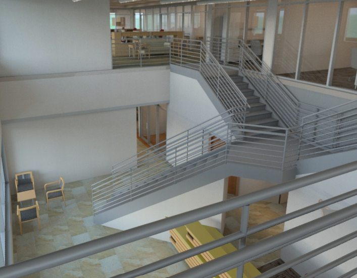 Revit-Stairs